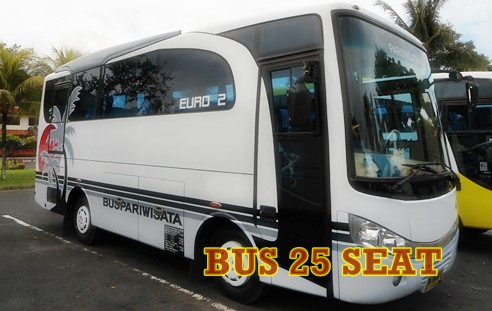 bus 25 seater for full day tour or day charter for max 10hrs with driver & petrol